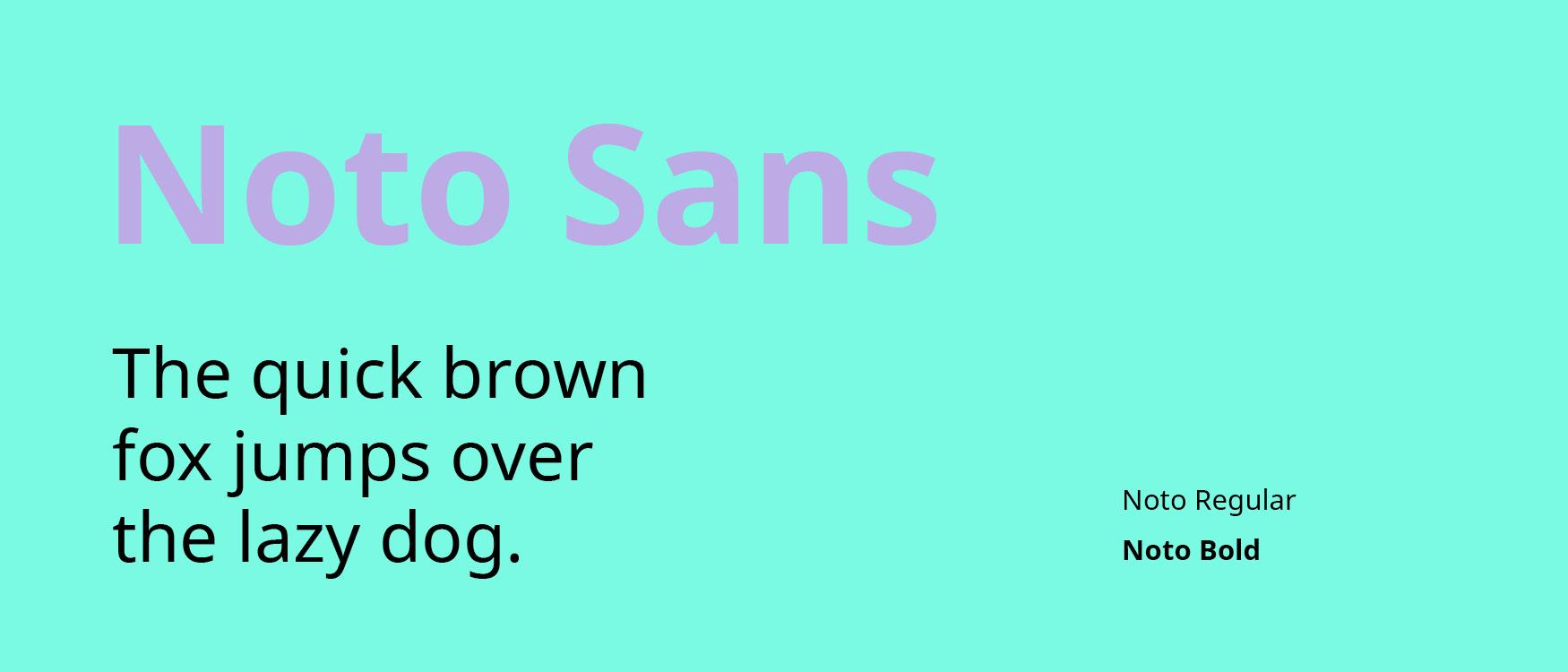 Noto Sans Google Fonts Mobile Fonts UI