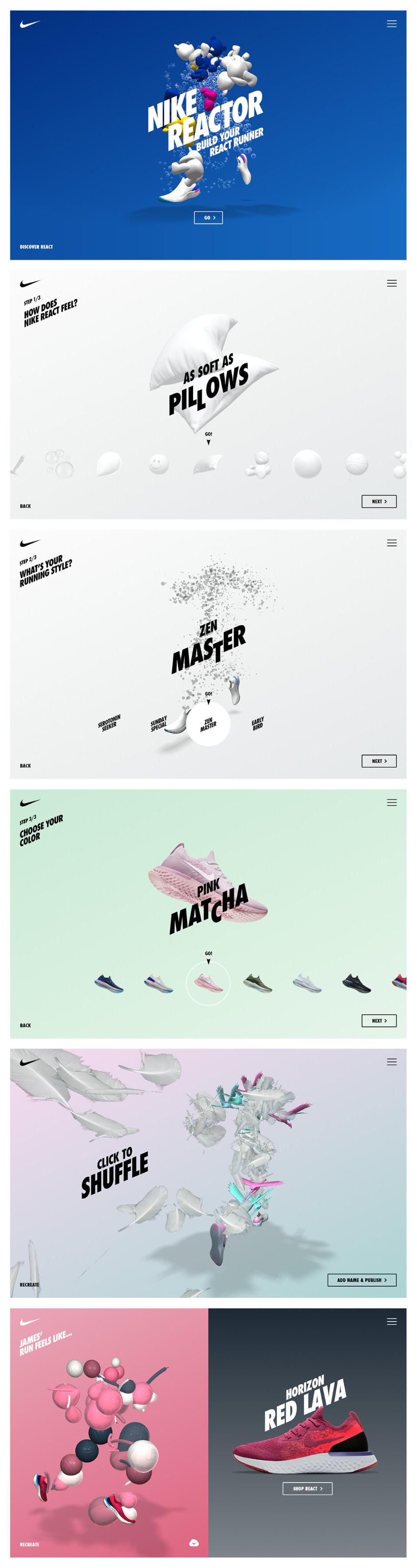 Nike Reaction DPDK
