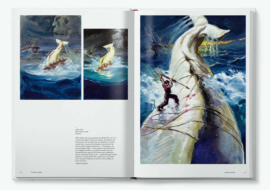 inside the book moby dick illustrations