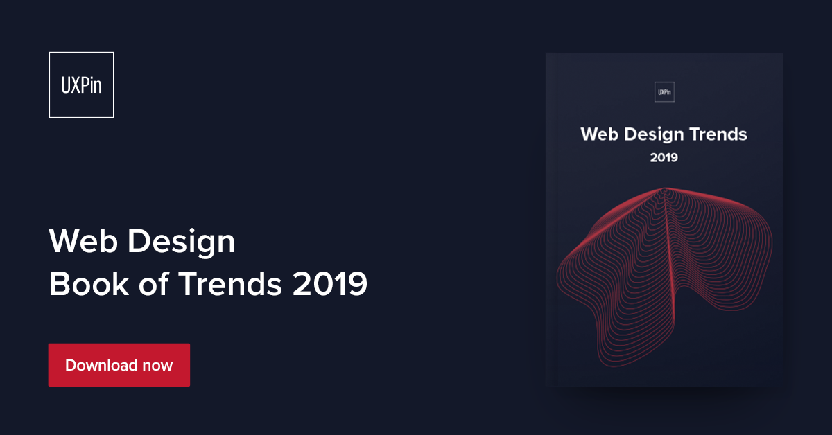 UI Design Trends for 2019: Free eBook by UXPin