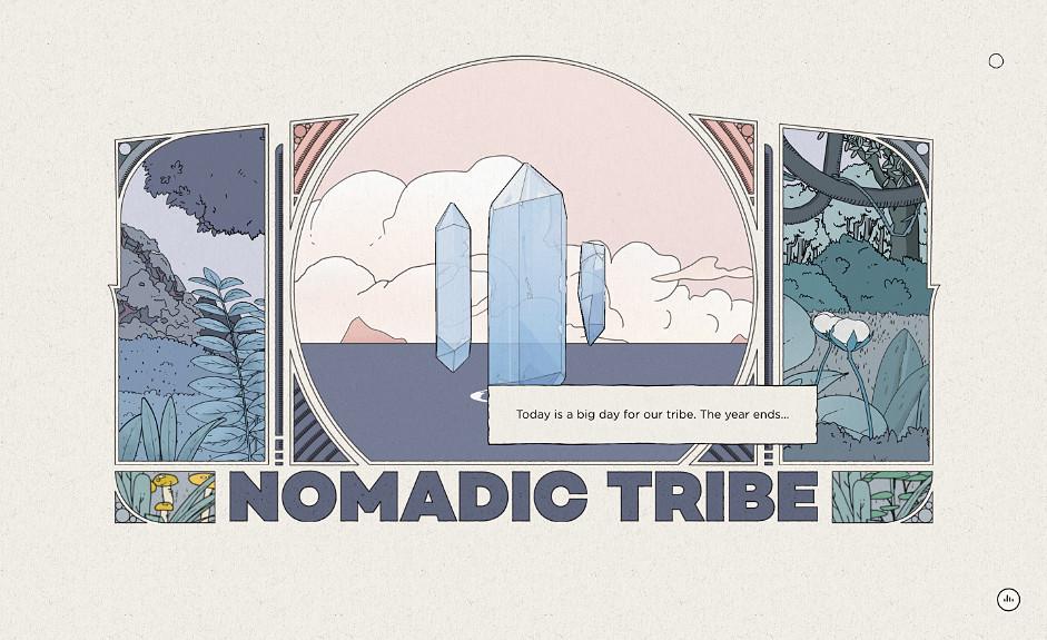 Nomadic Tribe SOTM