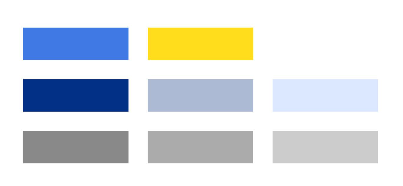 Palet UI Tonal Coherence