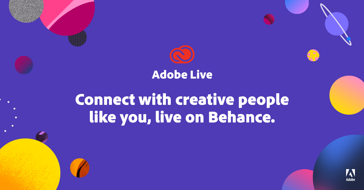 Adobe Live - Behance