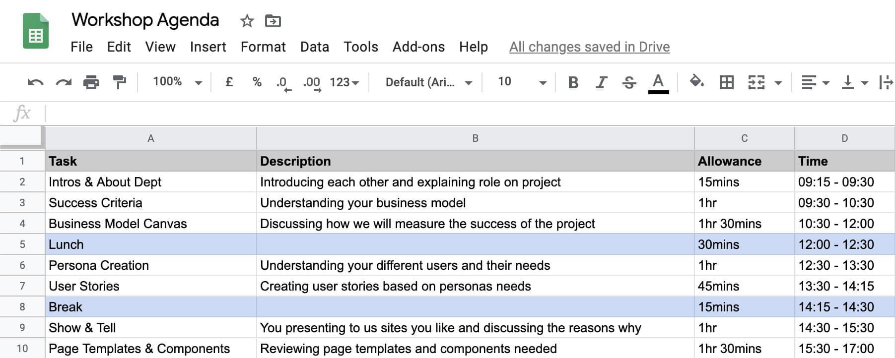 remote-work-workshop-agenda-spreadsheet