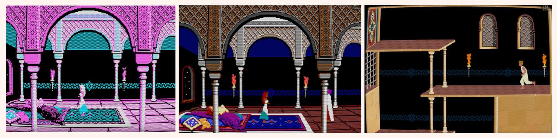 history of videogames CGA EGA VGA