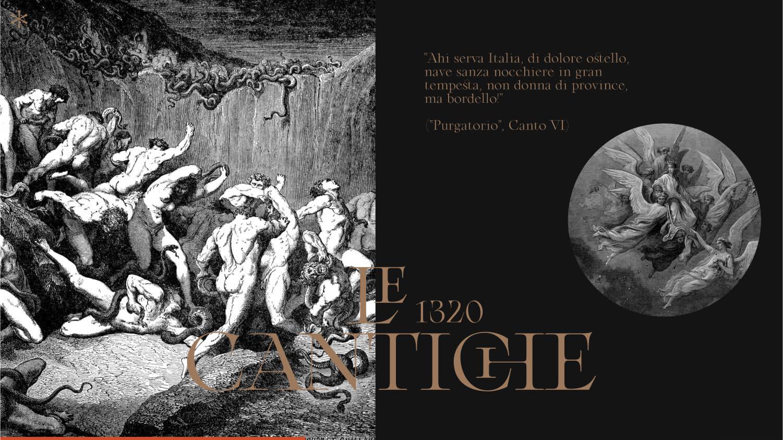Le Cantiche 1320 Case Study