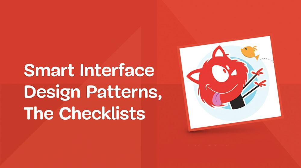 Smart Interface Design Patterns