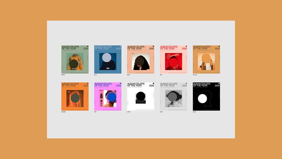 Les héros d'Album Colors.