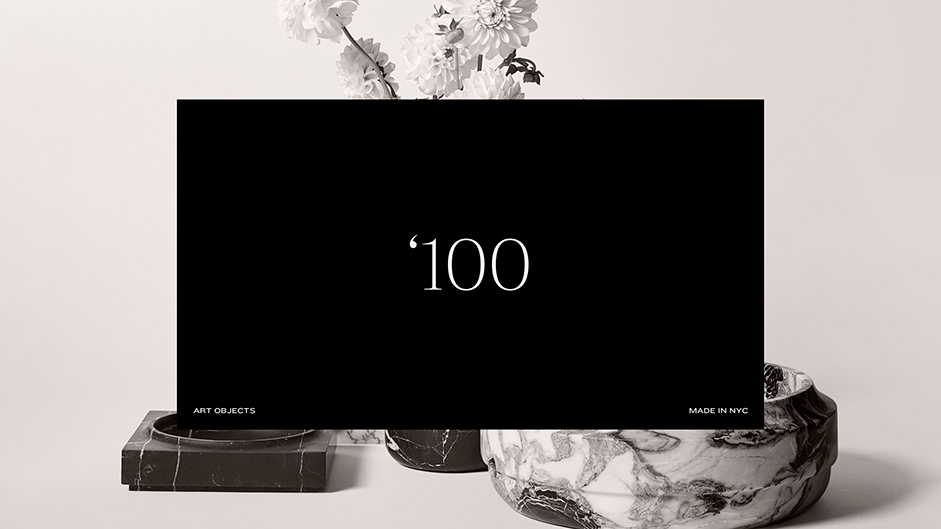 Loading Screen showing the number 100 written in a black box