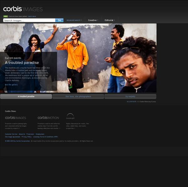 Corbis Images