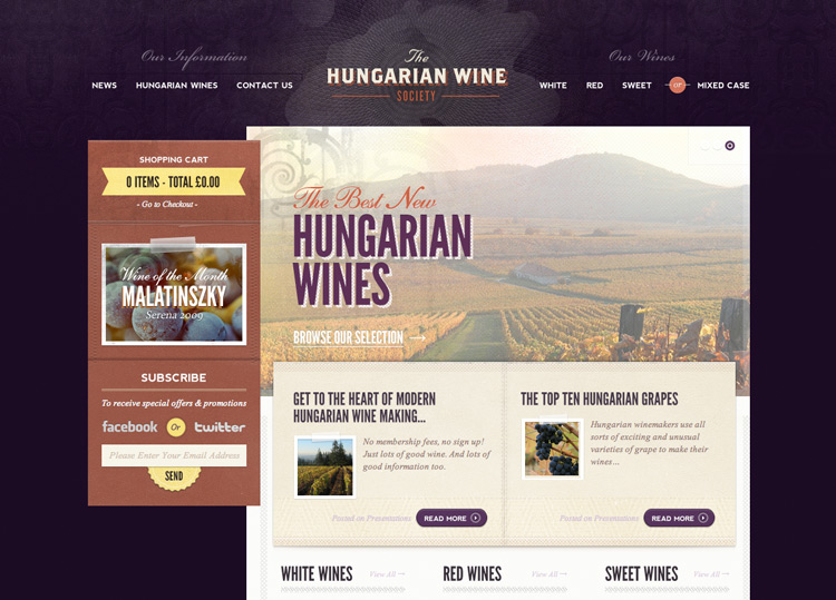 The Hungarian Wine
