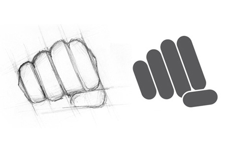 14 essential tutorials on how to create logos with illustrator.