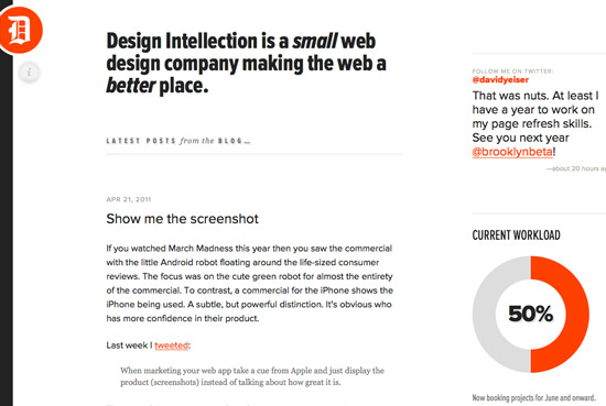 Design intellection