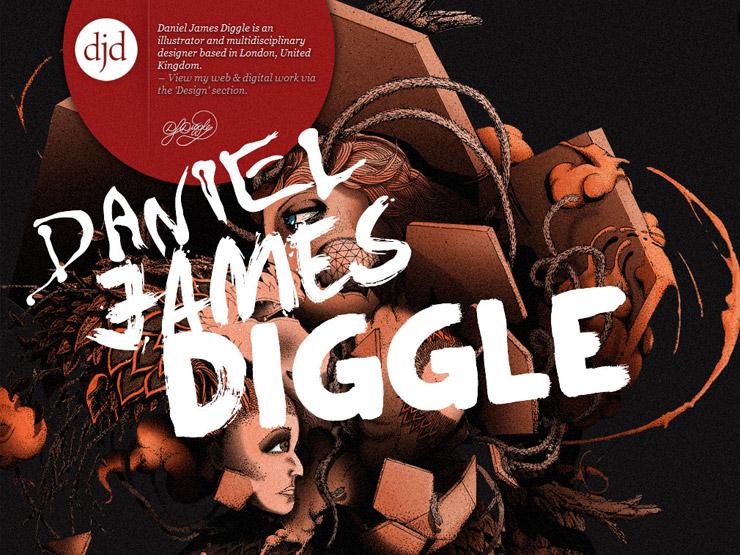 Daniel James Diggle