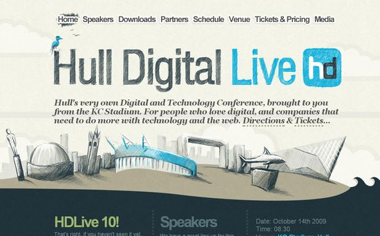Hull Digital Live 09