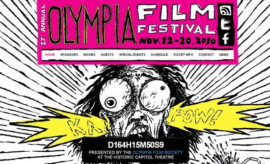 Olympia Film Festival 2010