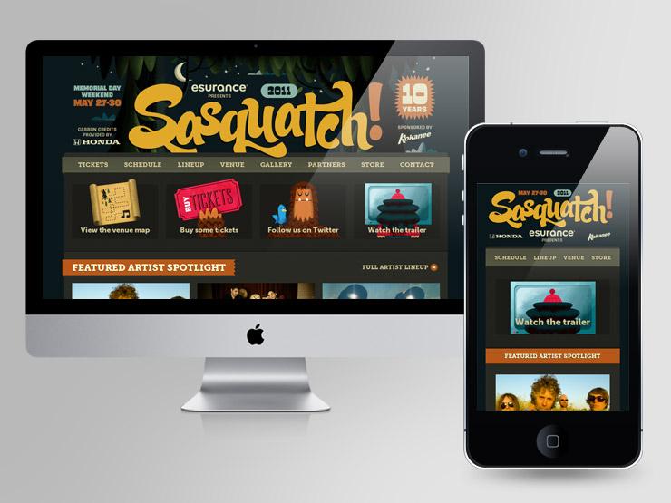 2011 Sasquatch! Music Festival
