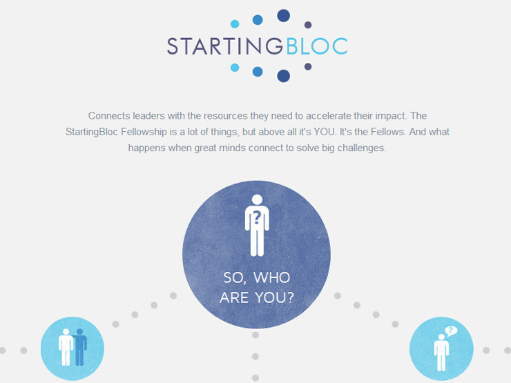 StartingBloc Needs YOU
