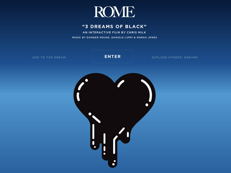 Rome - 3 Dreams Of Black (View on Chrome)