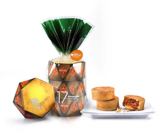 TK Food Pineapple Pastry