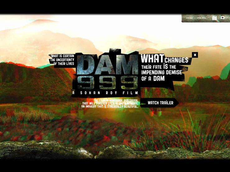 DAM999 3D