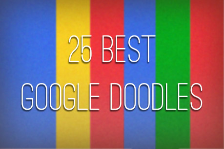 25 Best Google Doodles