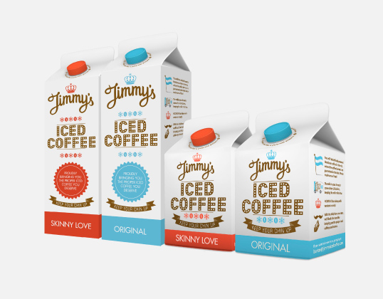 Jimmy's Iced Coffee