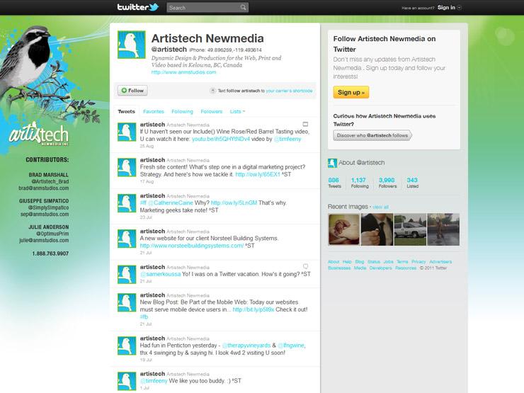 Artistech Newmedia
