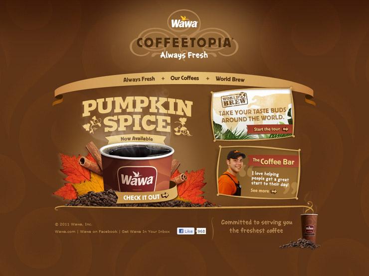 Wawa Coffeetopia