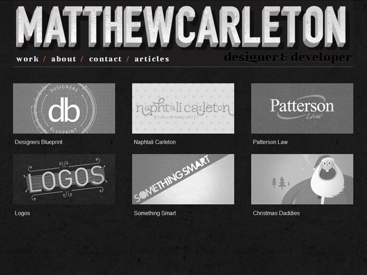 Matthew Carleton