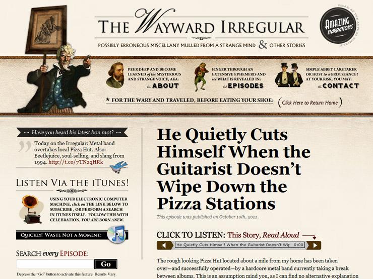 Thye Wayward Irregular