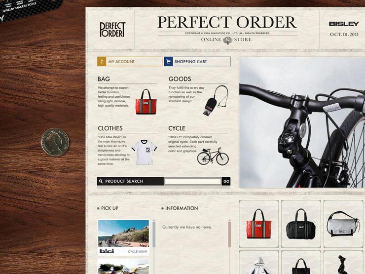 Bisley Perfect Order