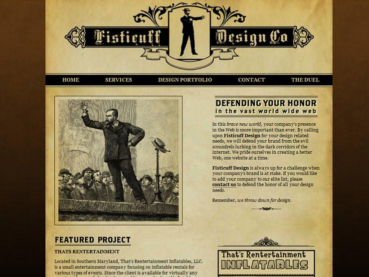 Fisticuff Design Co.