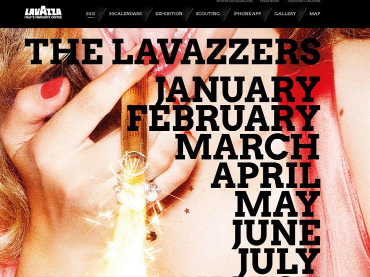 Lavazza 20 Calendars