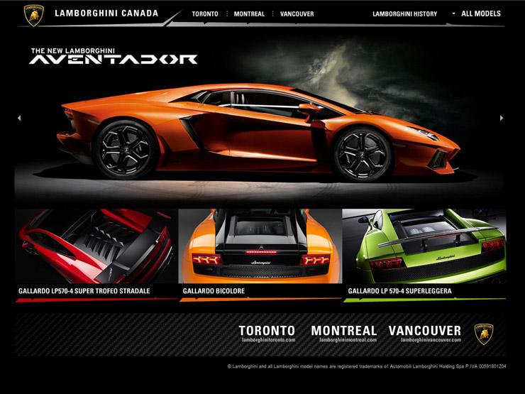 Lamborghini Canada