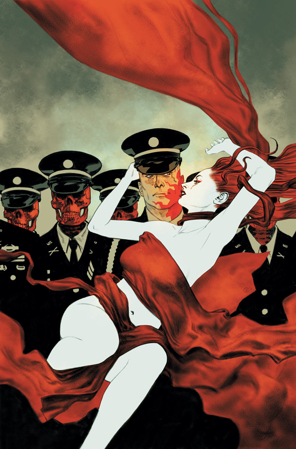Men of War #2 | Cover by Viktor Kalvachev