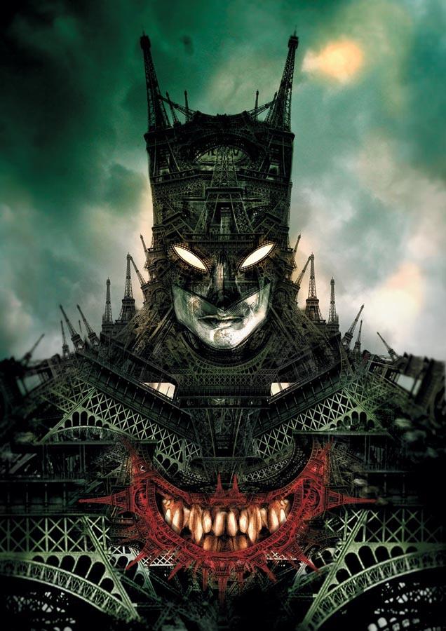 Batman: Europa #3 | CoverbyDiego Latorre