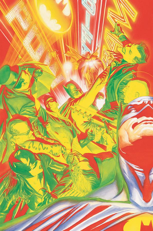 Batman #682 | Cover by Alex Ross