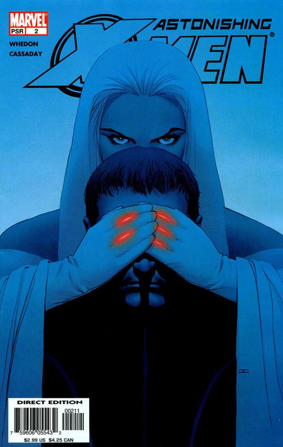 Astonishing X-Men #2 | Cover by John Cassaday