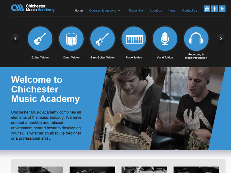 Music Tuition in Chichester