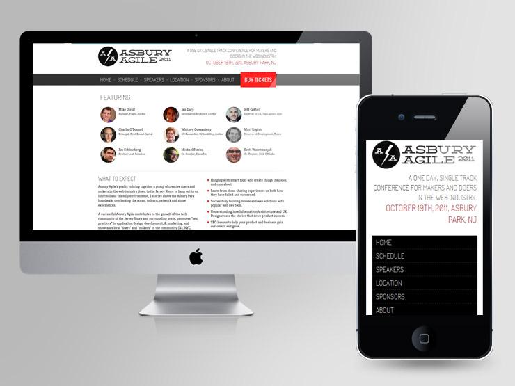 Asbury Agile Web Conference