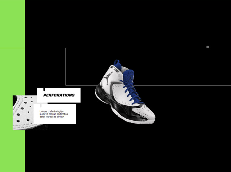 Air Jordan 2012 by Blast Radius