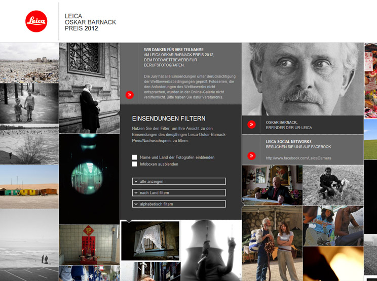 Leica by SiteSeeing Interaktive Media