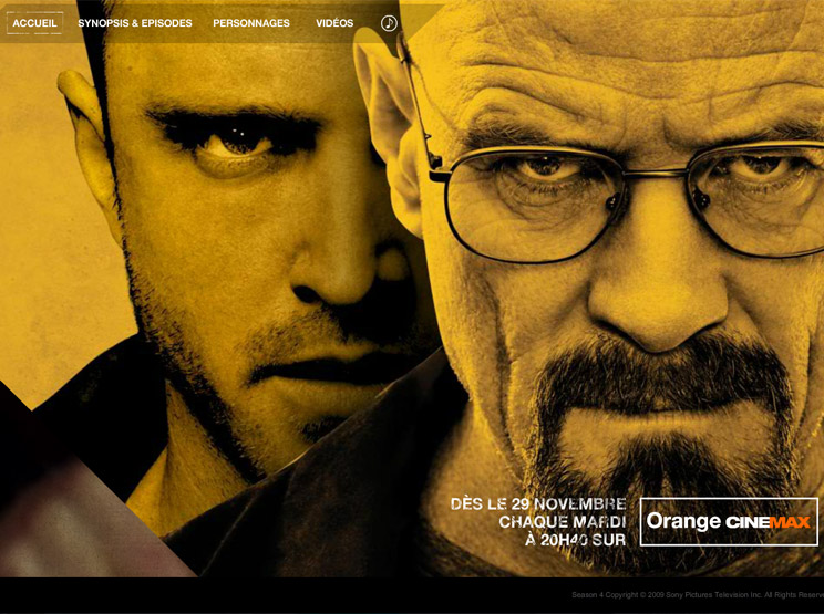 Breaking Bad by Ultranoir