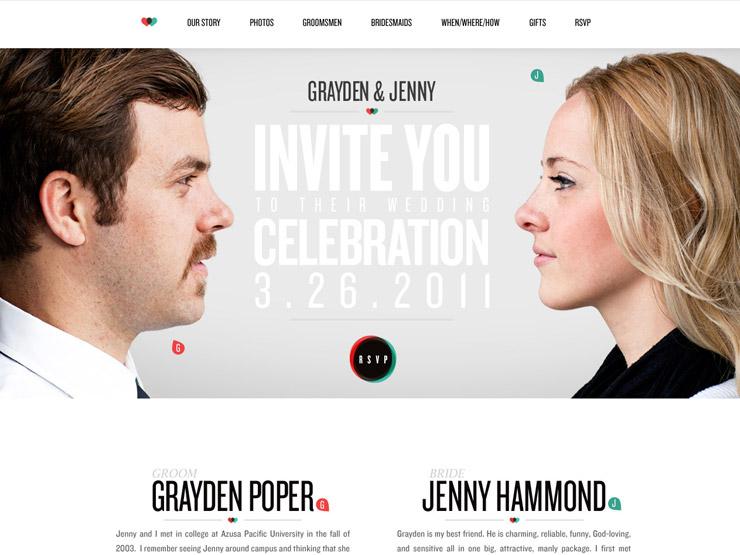 Best Wedding Websites.Fantastic Wedding Websites