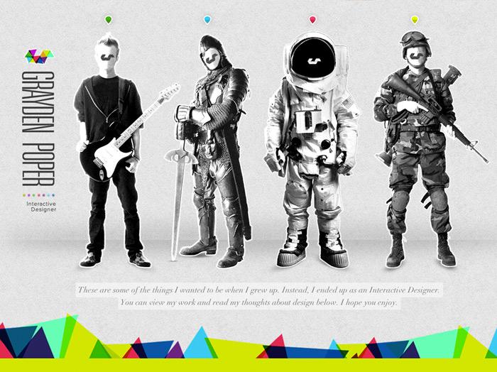 Grayden Poper – Interactive Portfolio