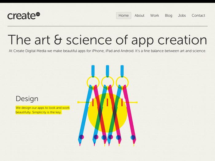 Create Digital Media
