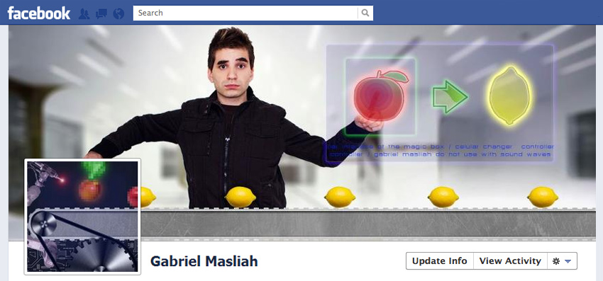 45 funny and creative facebook profile covers. Black Bedroom Furniture Sets. Home Design Ideas
