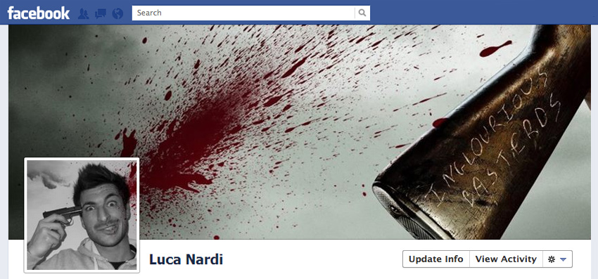 Cool facebook profile picture ideas