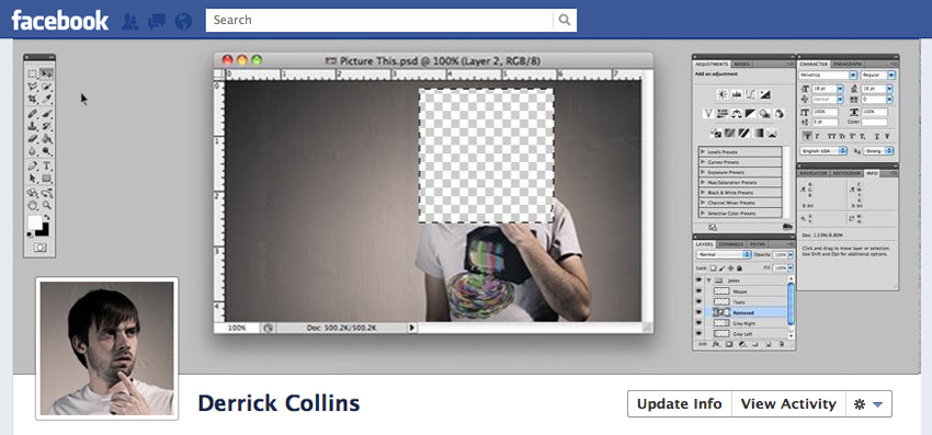 amazing facebook cover photo ideas - 45 Funny and Creative Profile Covers